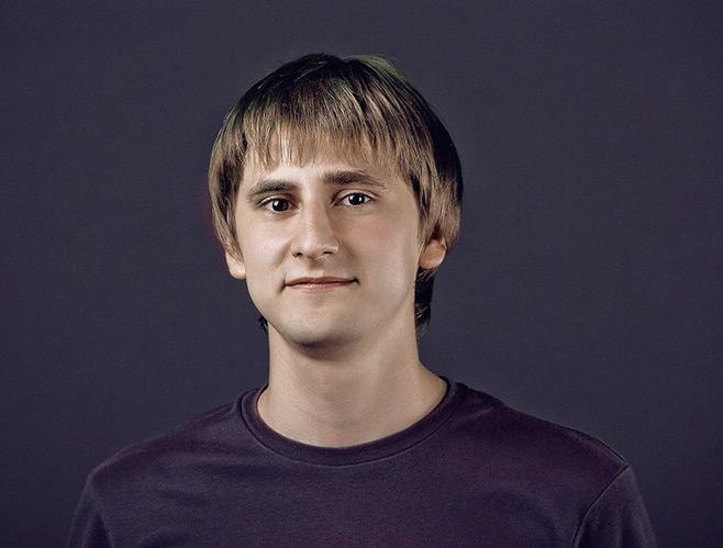 Александр Педченко, дизайнер студии «Чипса»